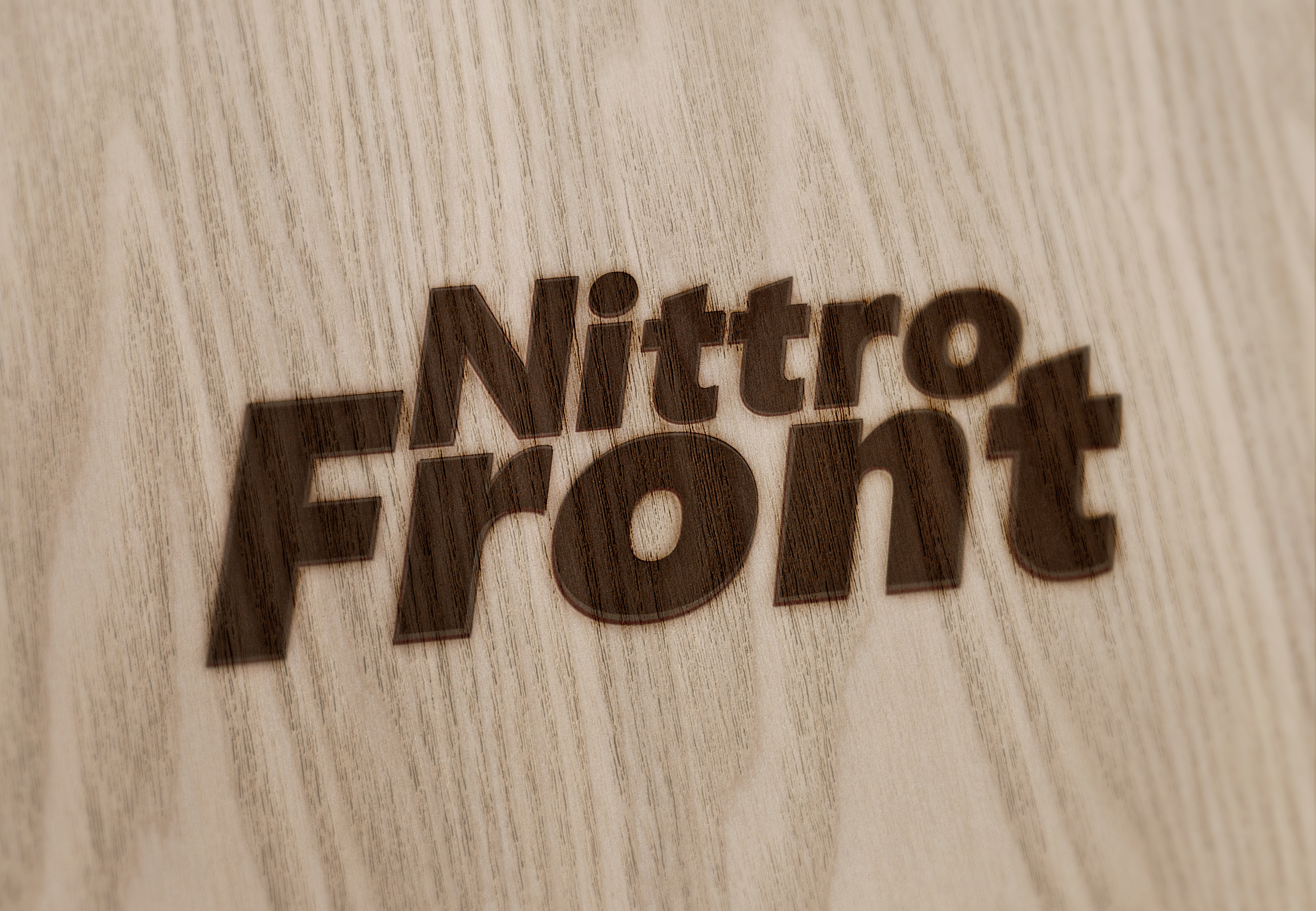 NITTRO FRONT