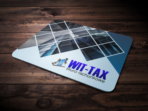 Podkładka pod mysz Wit-Tax
